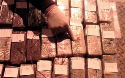 Fier, zbulohet një laborator droge në pallat