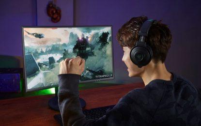 Samsung lançon monitorin e harkuar për lojëra Quantum Dot
