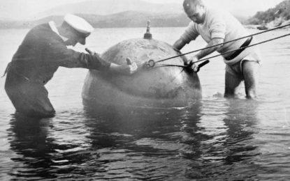 Si e minuan jugosllavët kanalin e Korfuzit