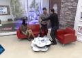 """""""Pres një fëmijë nga ty"""", Shpat Kasapi merr lajmin në emision direkt, ja si vepron (VIDEO)"""