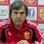 Starova: Jam i kënaqur me lojën, por jo me rezultatin. Arbitri gaboi në mënyrë njerëzore