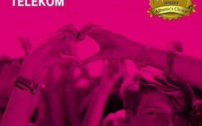 """Telekom shpërblehet me çmimin """"Superbrand"""""""