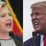 Dy sondazhe të sotme: Trump=Clinton
