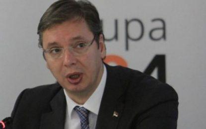Vuçiç, vizitë në Kosovë; Prishtina zyrtare i jep leje