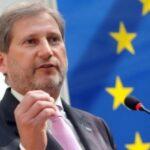 Hahn: Nëse BE ka dilema për angazhim në Ballkan, dikush tjetër po e bën këtë