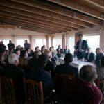 Takimi me Biznesin/Takimi – Basha: Nuk do lejojmë që produktet e huaja t'i 'shtypin' kokën fermerit shqiptar