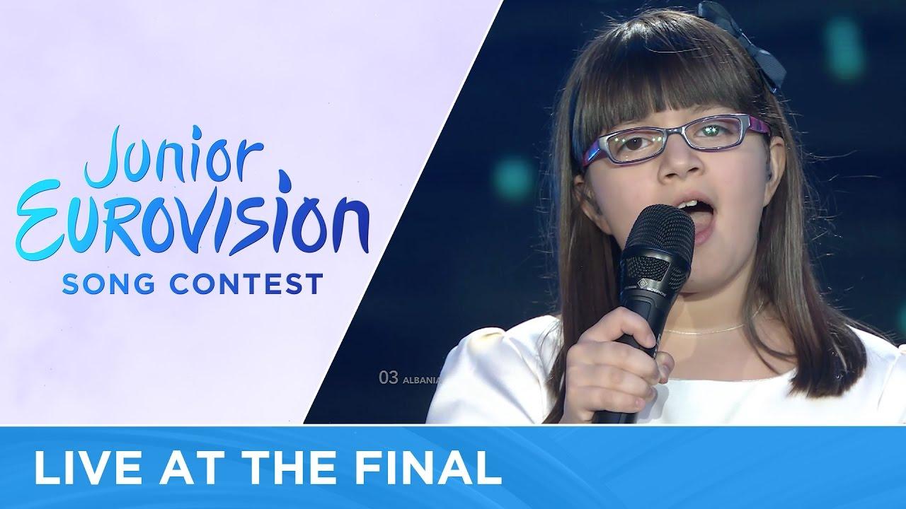 Finalja e Junior Eurovizion Song Contest, interpretimi rrëqethës i përfaqësues Shqiptare(VIDEO)