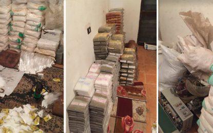 67-vjeçari kapet me 11 mijë qese me erëza dhe 45 kg kanellë