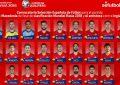 Spanja, vetëm dy lojtarë të Barçës ftohen në kombëtare