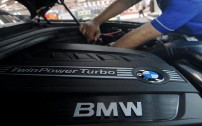 BMW heq nga tregu mbi 193 mijë automjete
