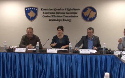 20 mijë komisionerë për zgjedhjet lokale të 22 tetorit në Kosovë