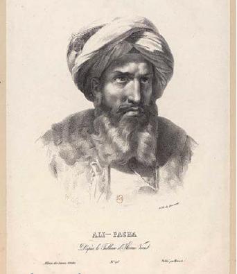 Rebelimi i Ali Pashë Tepelenës