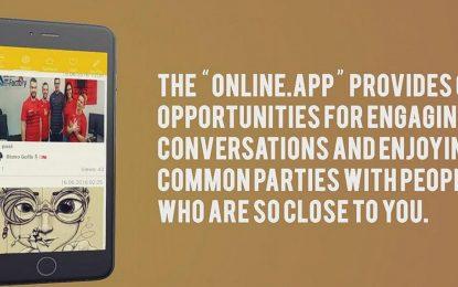 Online.app/Krijohet rrjeti social i shqiptarëve