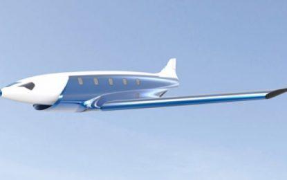 Avioni spektakolar i së ardhmes/ Rreth globit në 90 minuta