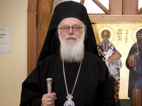 Kryepeshkopi Janullatos: Krishtlindje të gëzuara! Viti i ri qoftë i bekuar!