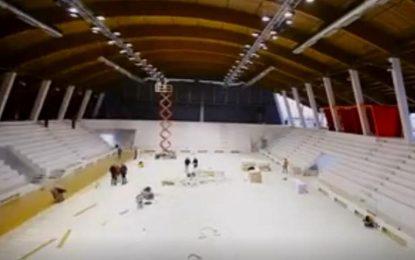 VIDEO/Drejt përfundimit Parku Olimpik i Tiranës, ja si duket