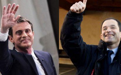 Gara presidenciale në Francë, Valls e Hamon në balotazh për të majtën