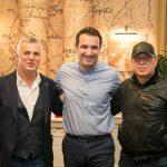 Erion Veliaj pajton Presidentët e Tirana dhe Partizanit
