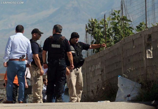 Vranë policin e RENEA-s, lazaratasit i shpëtojnë burgimit të përjetshëm