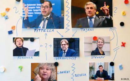 Para votimit për Presidentin e Parlamentit Europian