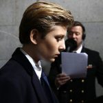 E fyejnë në internet, në mbrojtje të djalit të Trump del vajza e rivales së Presidentit