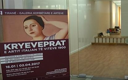 Ekspozita e Novecentos, Rama: Pa artin e kulturën evropiane, identiteti ynë nuk është i plotë