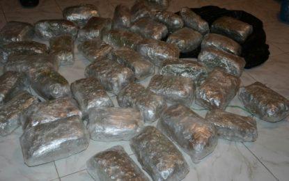 Sekuestrohen rreth 500 kg drogë në Gjirin e Dafinës, destinacioni Italia