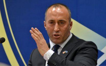 VIDEO/Momenti i ndalimit të Ramush Haradinajt