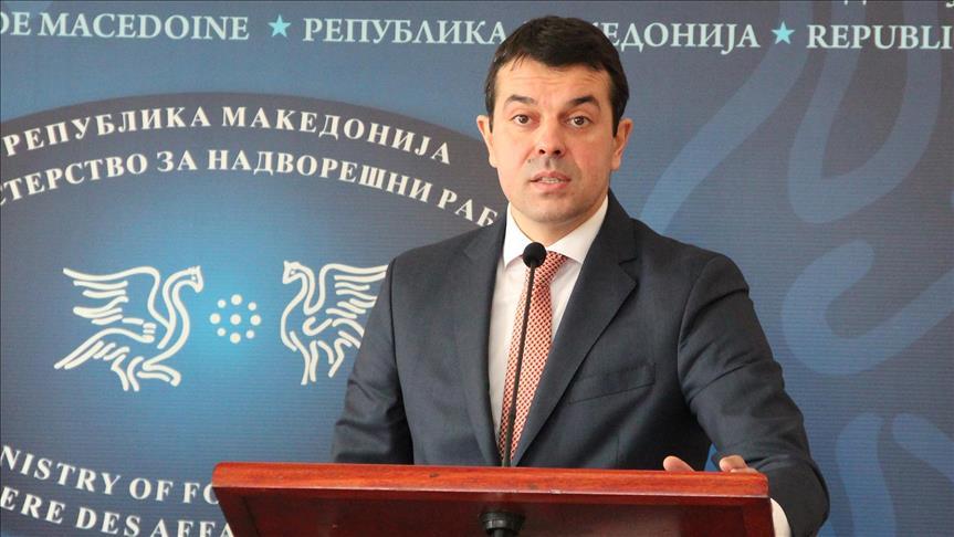 Ministri i jashtëm i Maqedonisë Poposki reagon ndaj deklaratës së Bushatit,