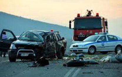 Shqiptarët përfshihen në një aksident rrugor në Greqi, viktima dhe të plagosur