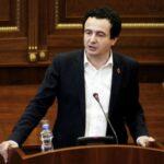 Albin Kurti: Qeveria e Shqipërisë nuk duhet ta lërë vetëm Kosovën