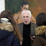 Alush Shima  ndërmjet Cezanne s  Braque s dhe Matisse s