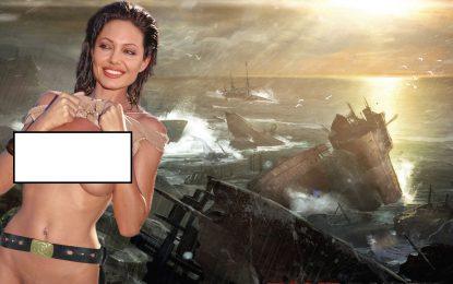 Fotografitë e Angelina Jolie 100% nudo, ndalohen rreptësisht për personat nën 18 vjeç!