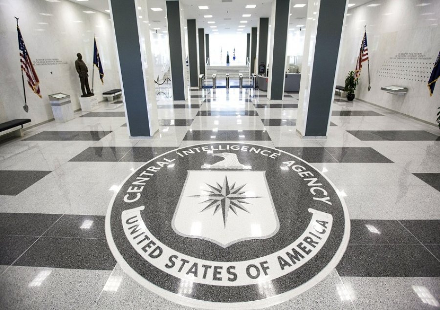 Si u themelua CIA?