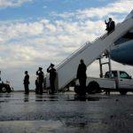 Trump udhëton për herë të parë me avionin presidencial