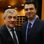 Basha takohet me Presidentin e ri të PE: Mbështetje për Shqipërinë