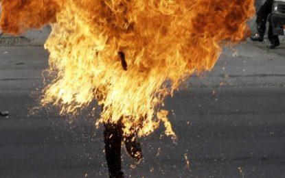 Burri digjet me benzinë, vdes nga plagët
