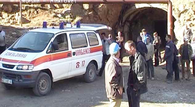 Tropojë, shembet miniera e Lajthizës, një i vdekur