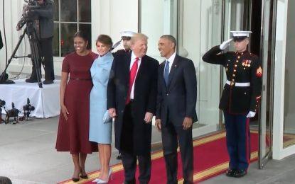 Sot Donald Trump do të  betohet si presidenti i 45-të i Shteteve të Bashkuara.