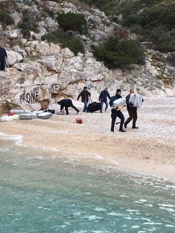 Kapen rreth 500 kg kanabis në Vlorë, kishin destinacion Italinë