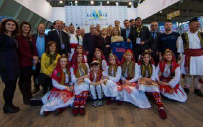 Ekonomi në Panairin e Shtutgartit: Shqipëria vend i sigurt për turistët në çdo kohë