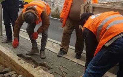 Një foto në whatsapp nga banorët dhe Erion Veliaj nis punonjësit