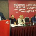 Konventat zgjedhore e LSI në Bashkinë e Tiranës  Zgjedhen forumet drejtuese