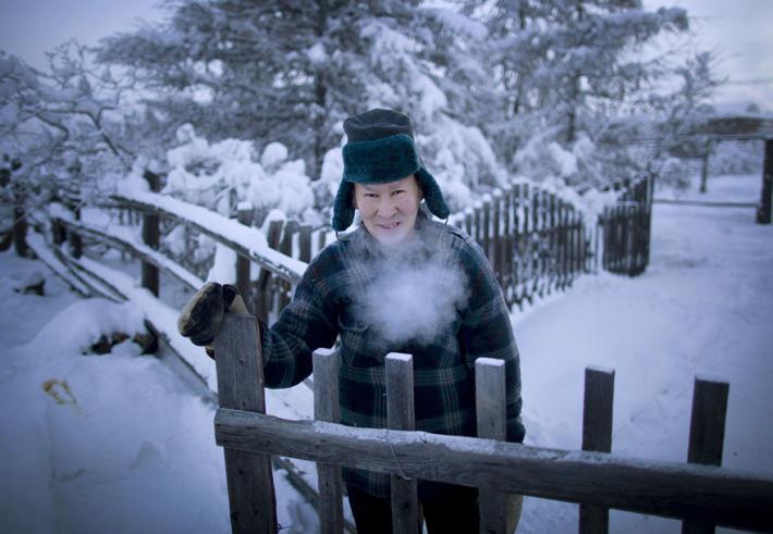 Oimiakon, fshati më i ftohtë në botë