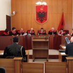 Zbardhet vendimi i Gjykatës Kushtetuese për statusin e gjyqtarëve