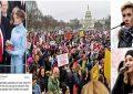 Trump ironizon marshimin e grave në Uashington: Pse s'votojnë?!