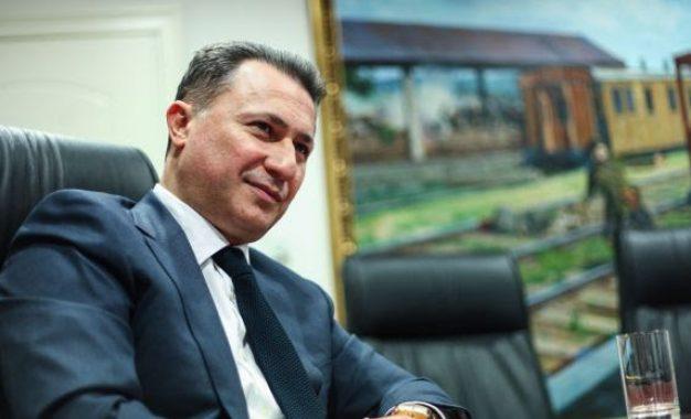 Intervista/Gruevski: Rrëfimi im për shqiptarët dhe roli Soros në Maqedoni