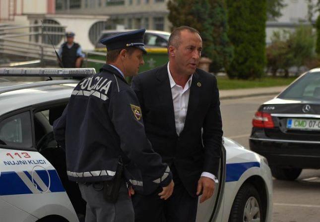Serbia i përcjell Francës kërkesën për ekstradimin e Haradinajt