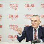 """Deklarata e plotë e Ilir Metës për """"qeveri besimi"""" dhe kushtet për Edi Ramën"""