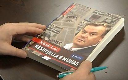 """""""Kështjella e Medias""""/Mediat për botimin e librit të gazetarit Nikoll Lesi"""